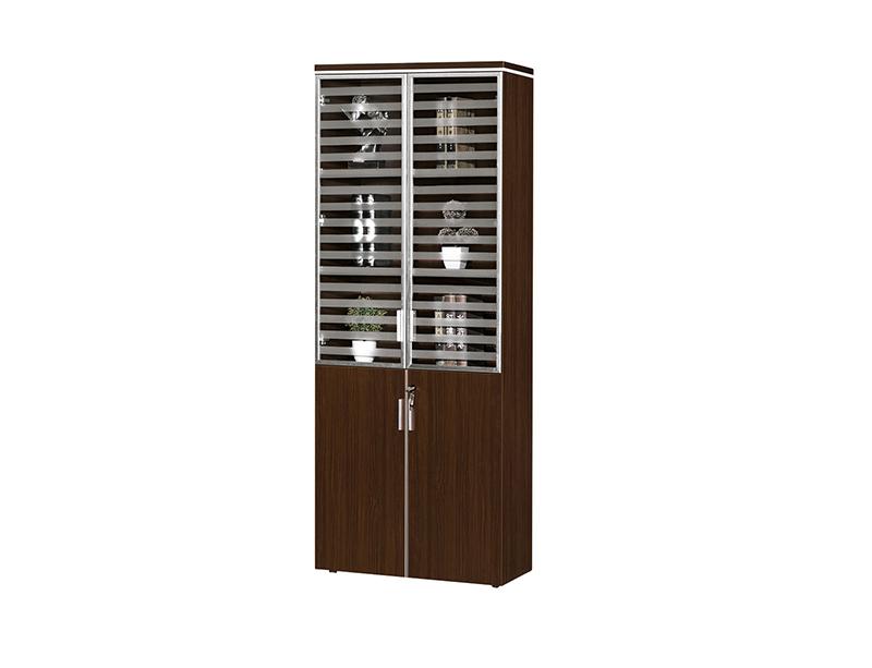 CF-CA110 Strip Glass door File Cabinet