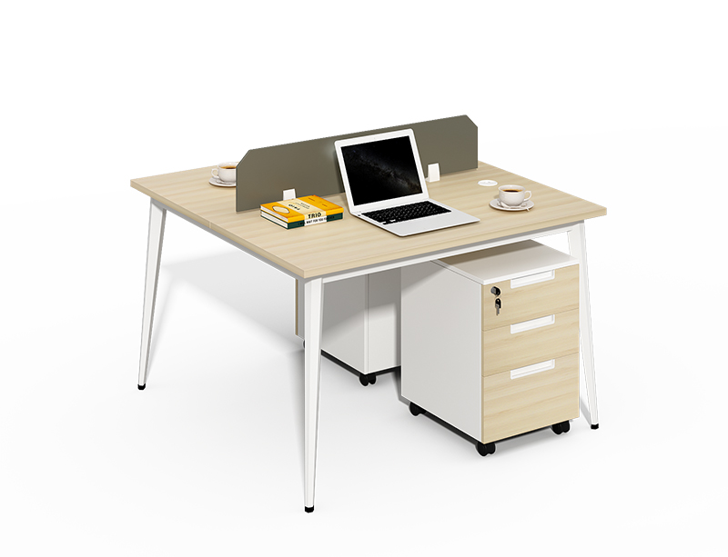 Factory price 2 person modular office furniture workstation online purchase CF-BKW1212J