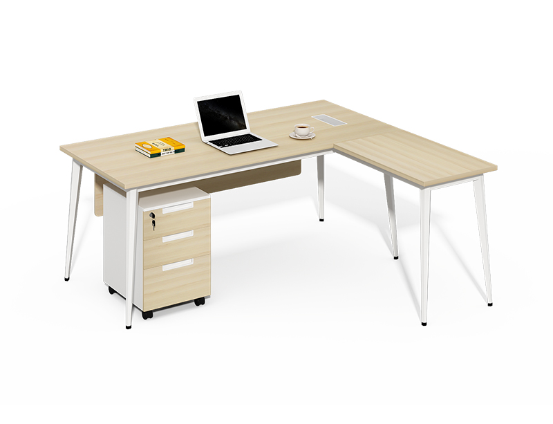 Wholesale Assembly l shape office furniture executive desk and chair CF-BKE1600E