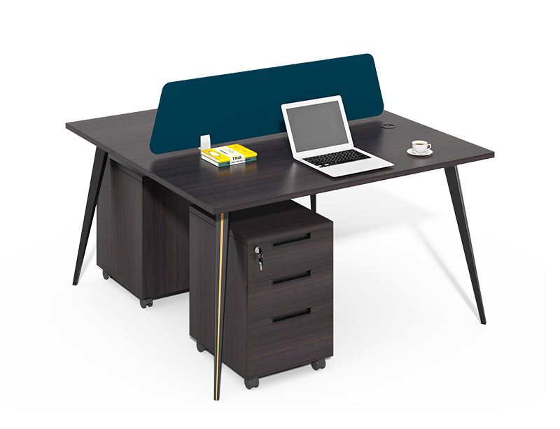 wholesale european office furniture 2 person office workstation buy online CF-CL1212WG