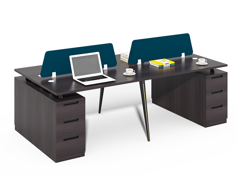 Factory price office workstations for four CF-CL2412WH
