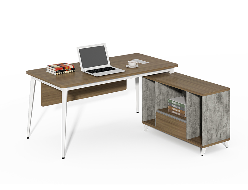 Contemporary executive office desk for sale LQCE-02