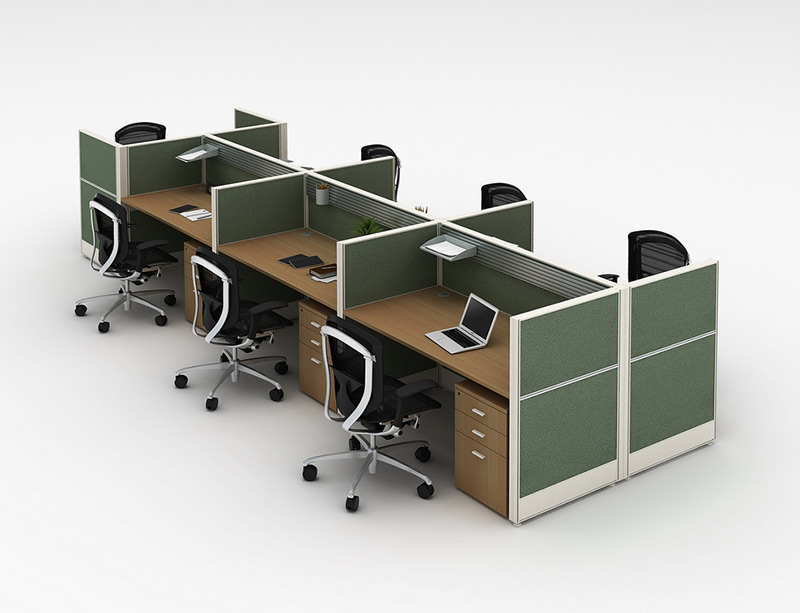 CF-T8WX2 6 person workstation