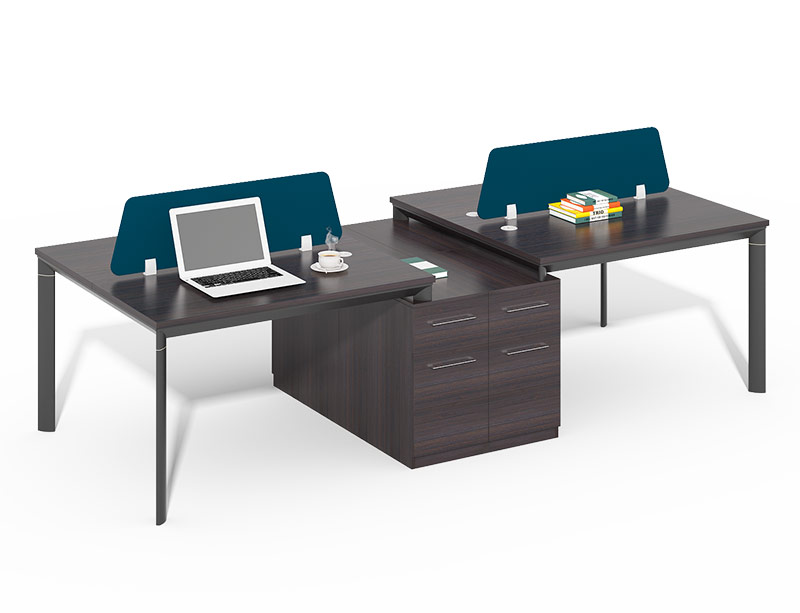 CF-JW2812WB 4 Person Office Staff Benching Desk