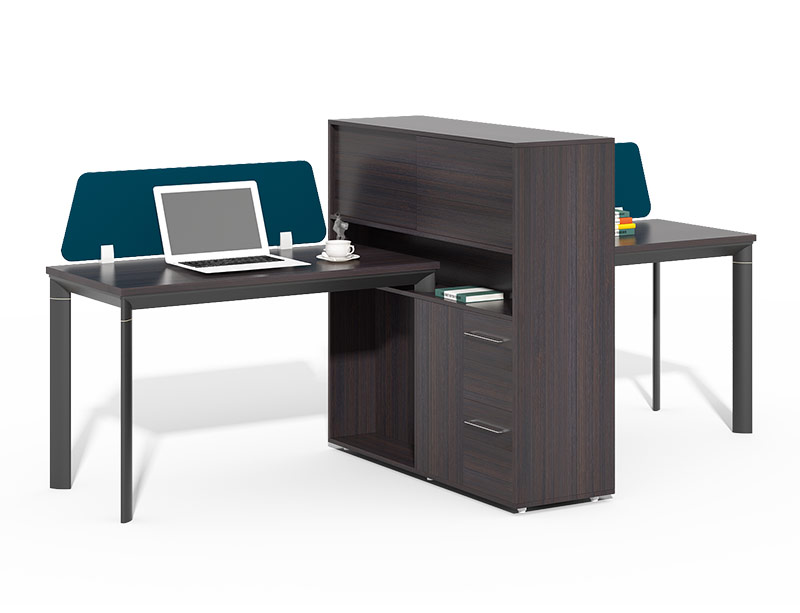 CF-JW3012WD 2 person Office Staff Partition Desk