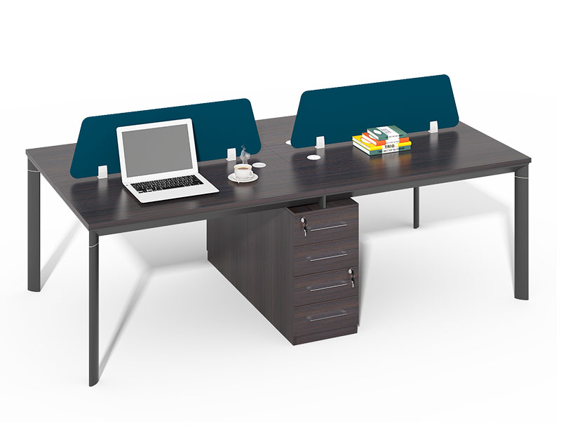 CF-JW2412WC 4 person Office Staff Working Desk