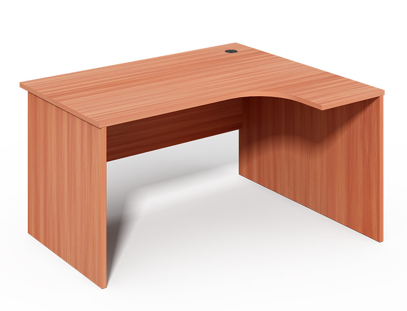 L Shaped Desk Wooden Furniture