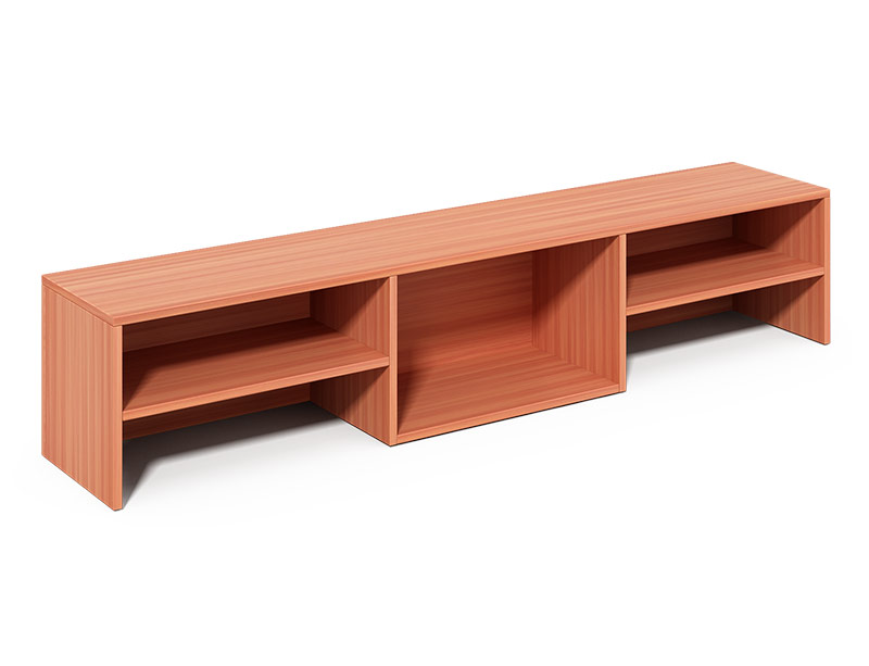 Open Shelf Desk  Superposition