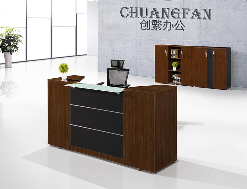 CF-RA103 Small Reception Desk Design