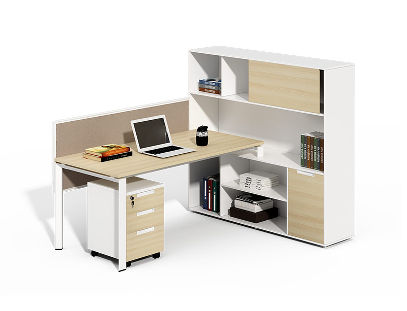 Computer Case Desk Workstation Full Height Cabinet