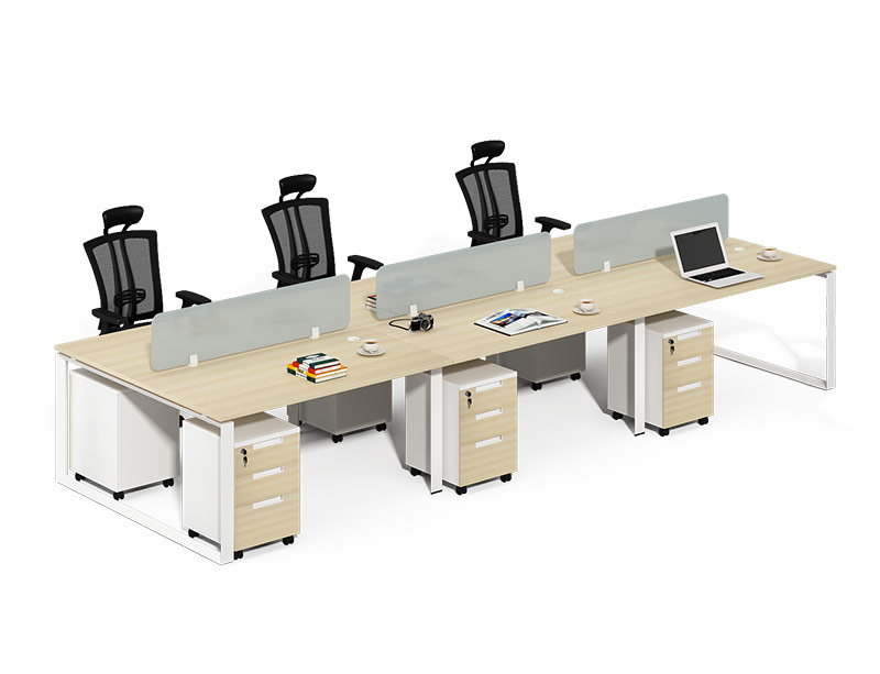 CF-D3612WD Ergonomic Computer Desk Call Center