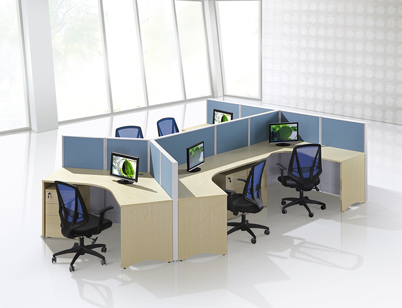 CF-W808 5 Person seat workstation