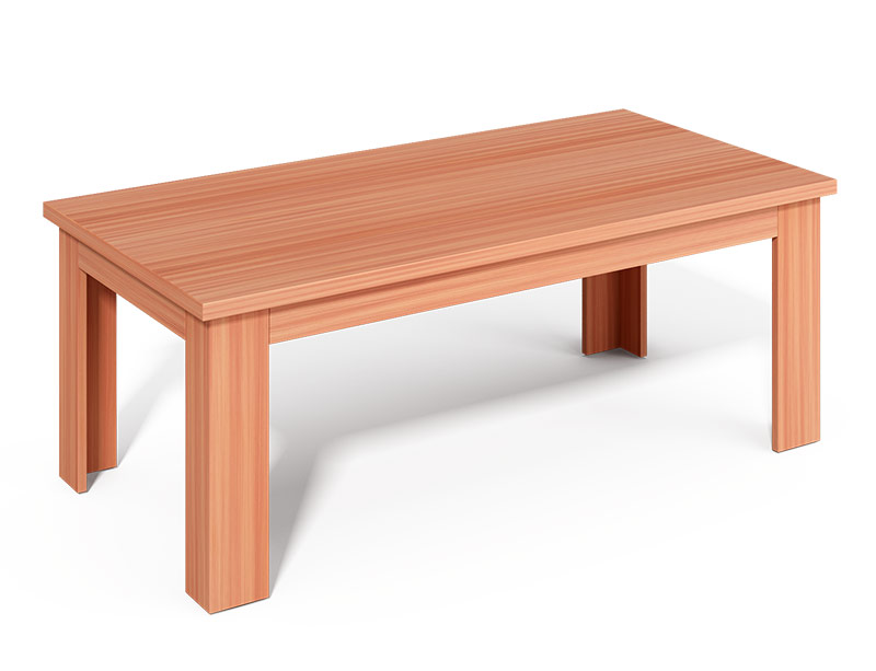 CF-1260 Wooden Coffee Table