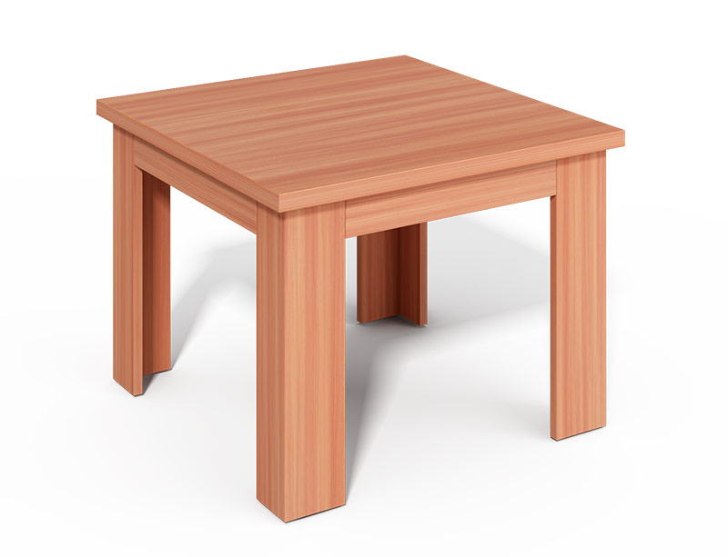 CF-6060 Square Coffee Table Simple Design