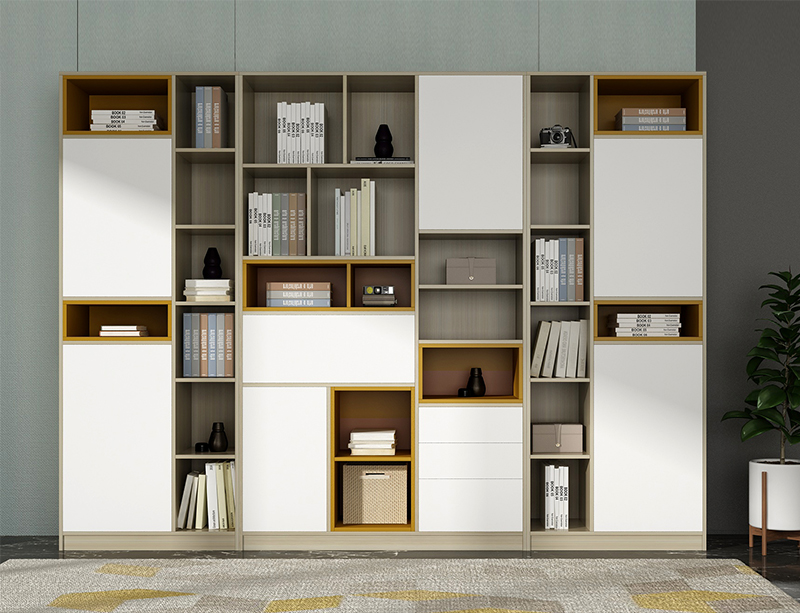 CF-YT12 Space Saving Home Furniture Bookcase