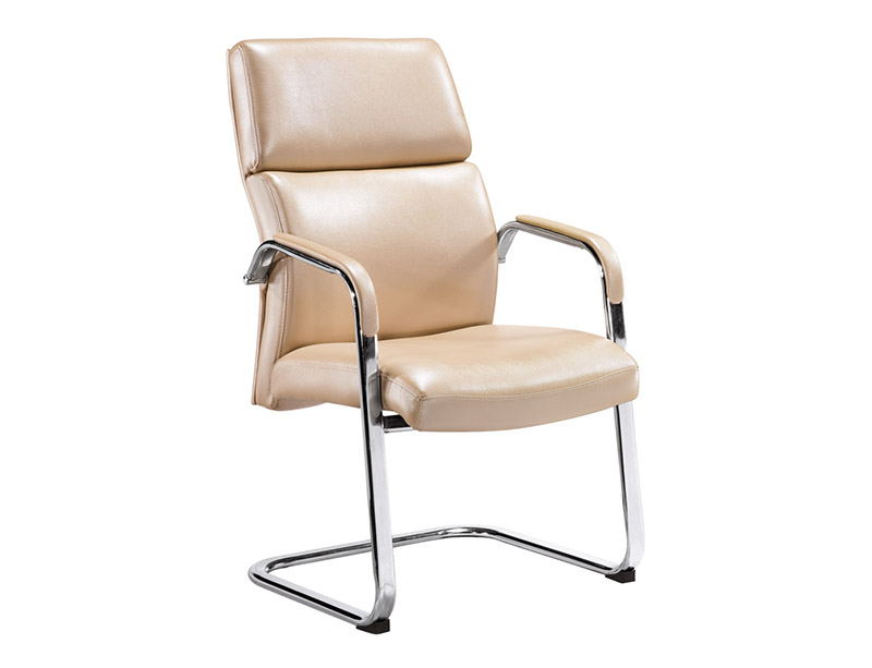 CF-OC101V Leather  Visitor Chair