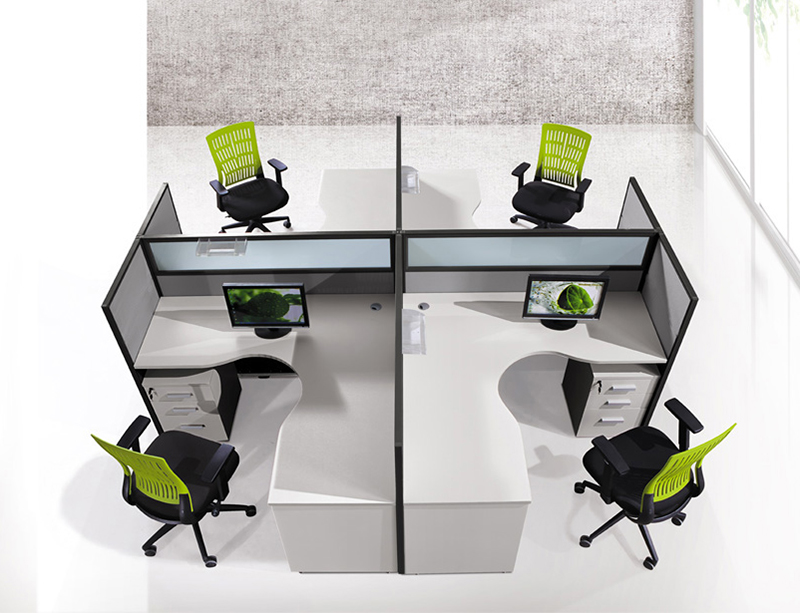 high wall office cubicles