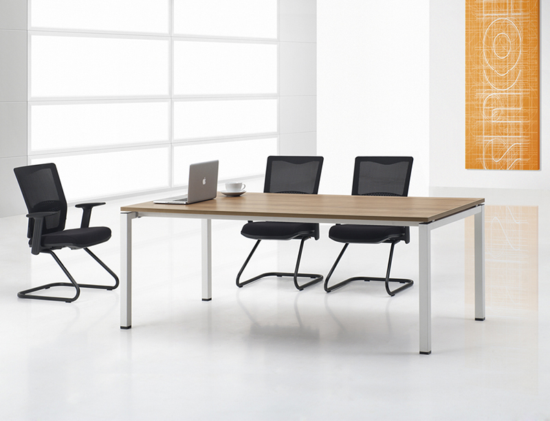 LQ-CD0120 Metal Frame Furniture Meeting Table