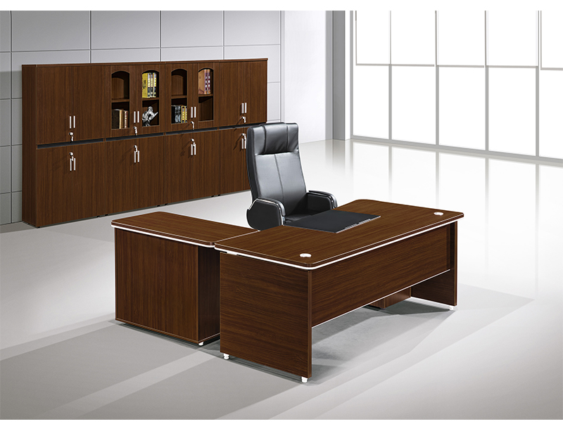 CF-DA113 Small L shape Office Desk