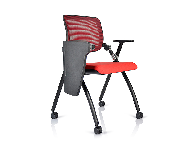 CF-ED-02AT Movable Training Chair with Wheels