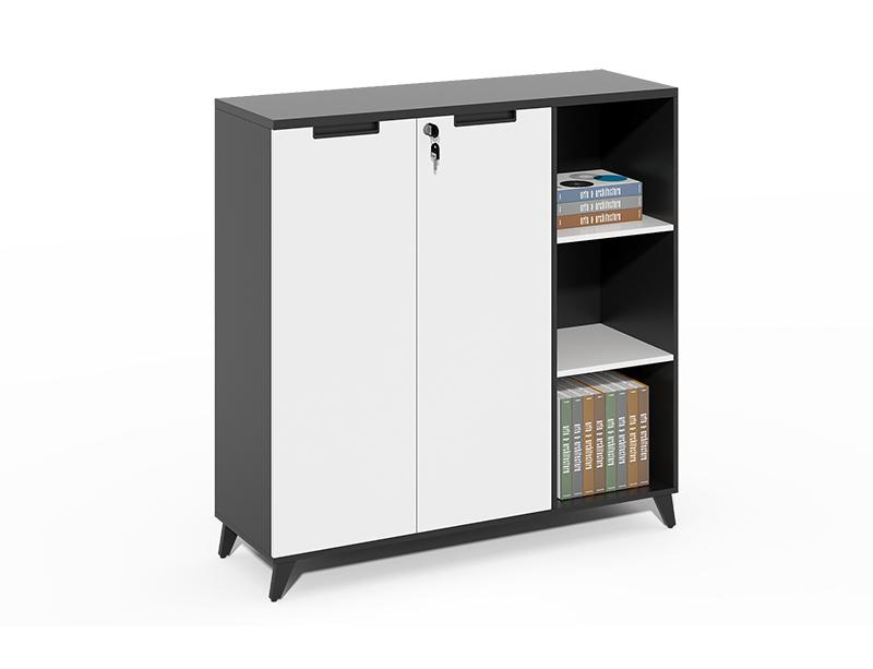 CF-CLC1240ZP side open bookshelf cabinet