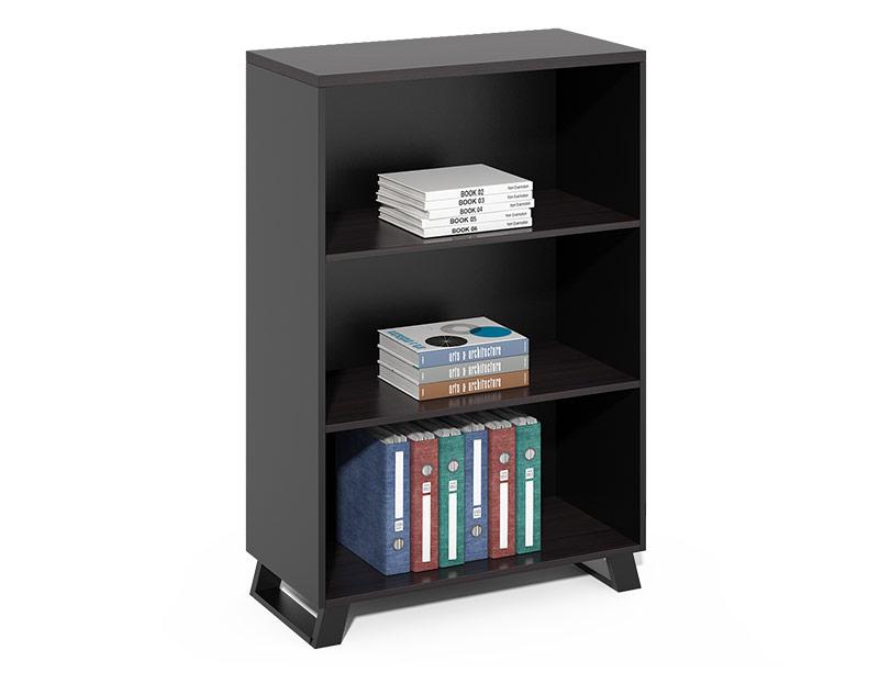 CF-HLF0812B modern MFC wooden bookshelf