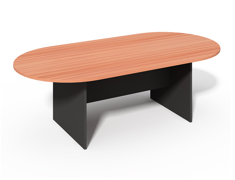 CF-240L Cheap Meeting Table Oval Shape