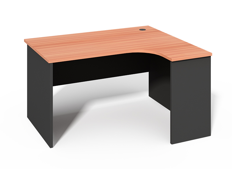 CF -L1612A Simple L Shaped Office Desk
