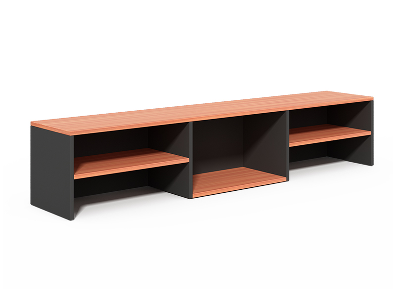 CF-107 Furniture Office Desk Counter Shelf