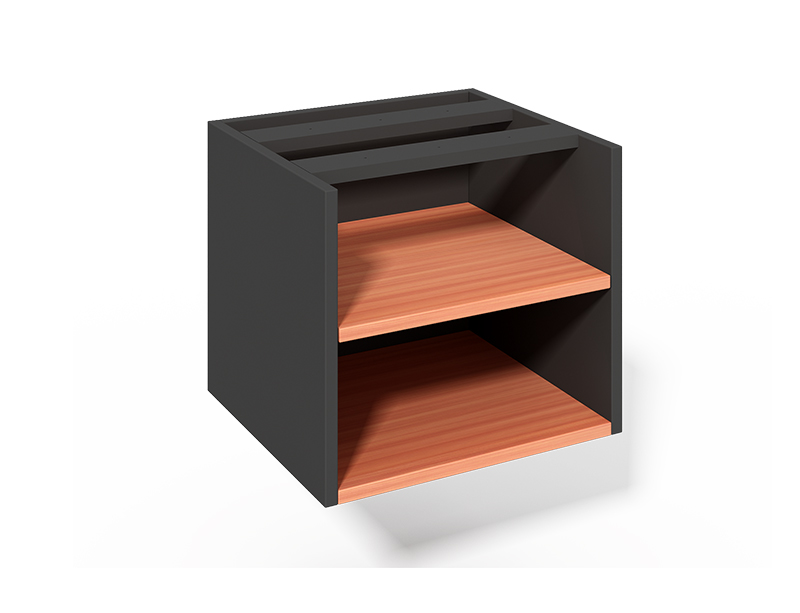 CF-360A Fixed Cabinet for Office Table