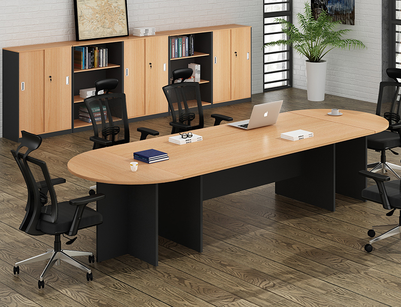 Oval meeting room table CF-2710M