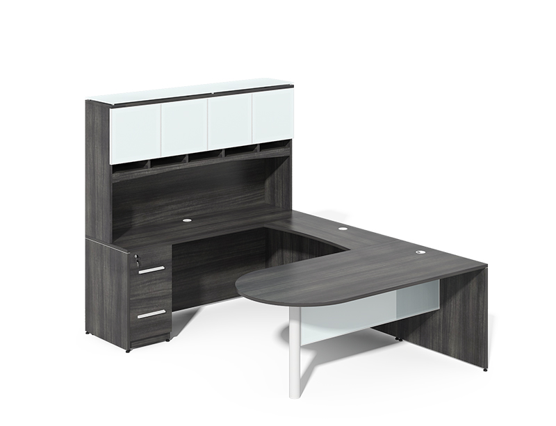 Buy commercial luxury office furniture u shaped desk