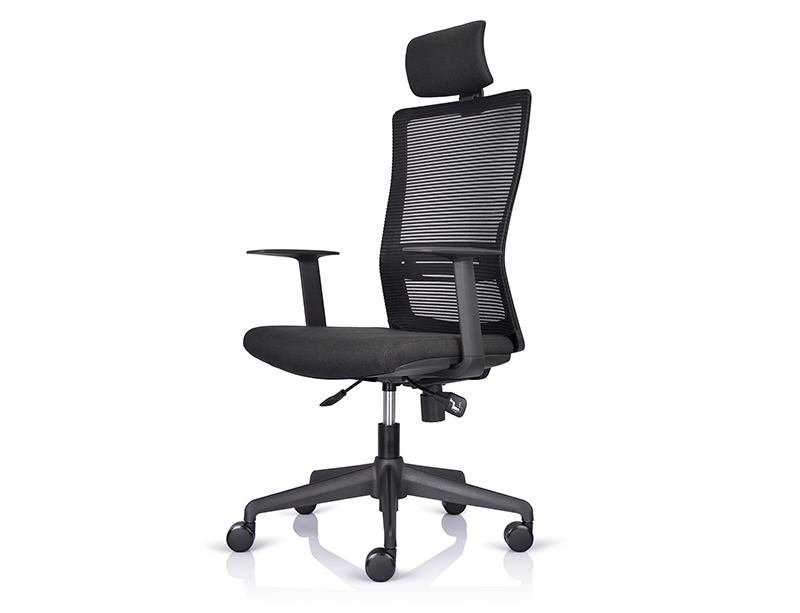 China Factory Wholesale black mesh high back executive office chair price CF-IO01H