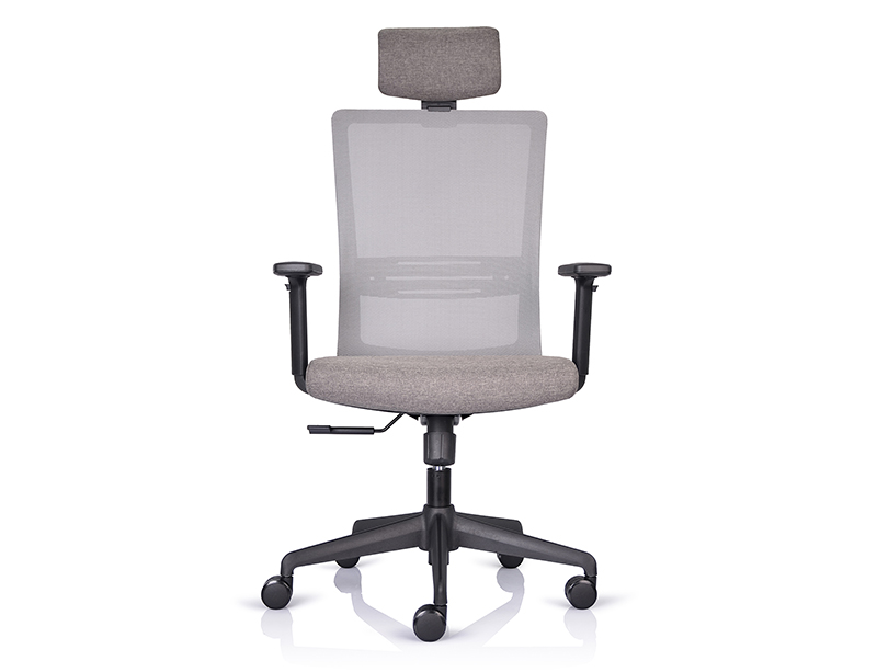China Factory Custom high end comfortable grey fabric executive chair online CF-IO02H