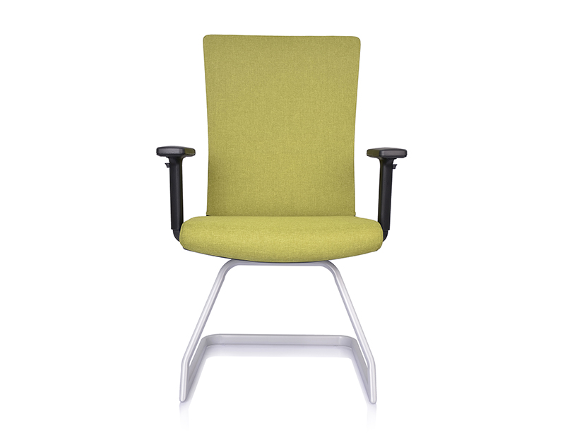 green conference chairs