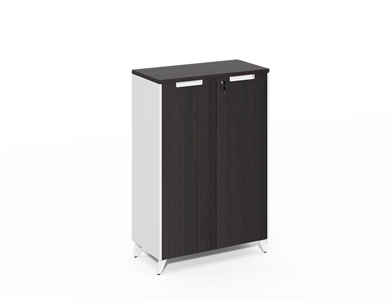 Cheap Best Choice two wood doors low file storage cabinet  CF-DF0811A