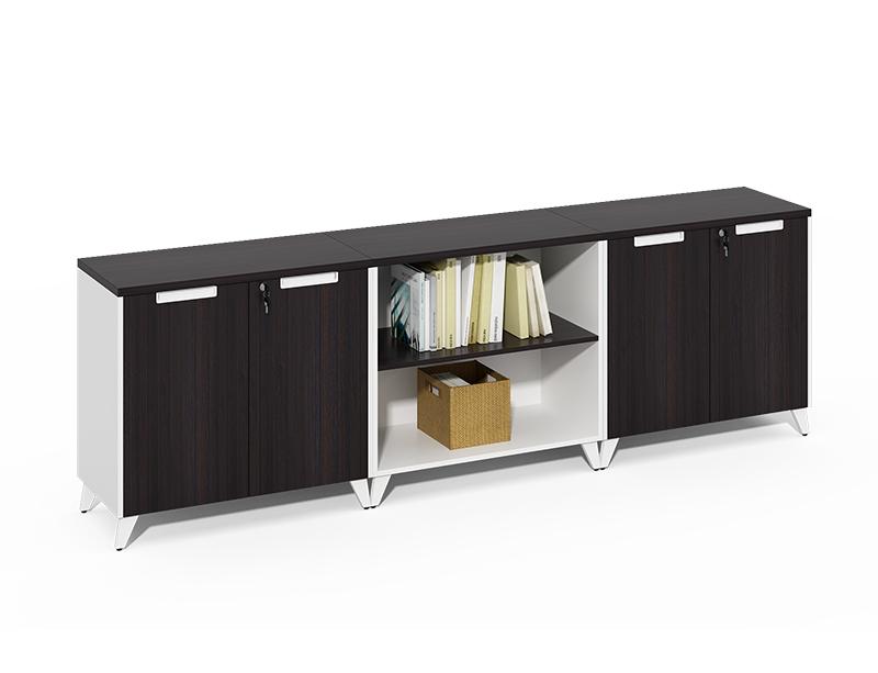 4 swing door and 2 open shelf office cabinets online CF-CLC2440ZC