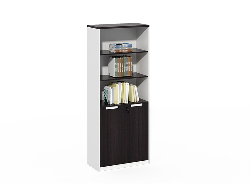Commercial office furniture factory black filing cabinet CF-CLF0820E