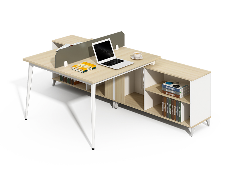 office desk and bookshelf for sale