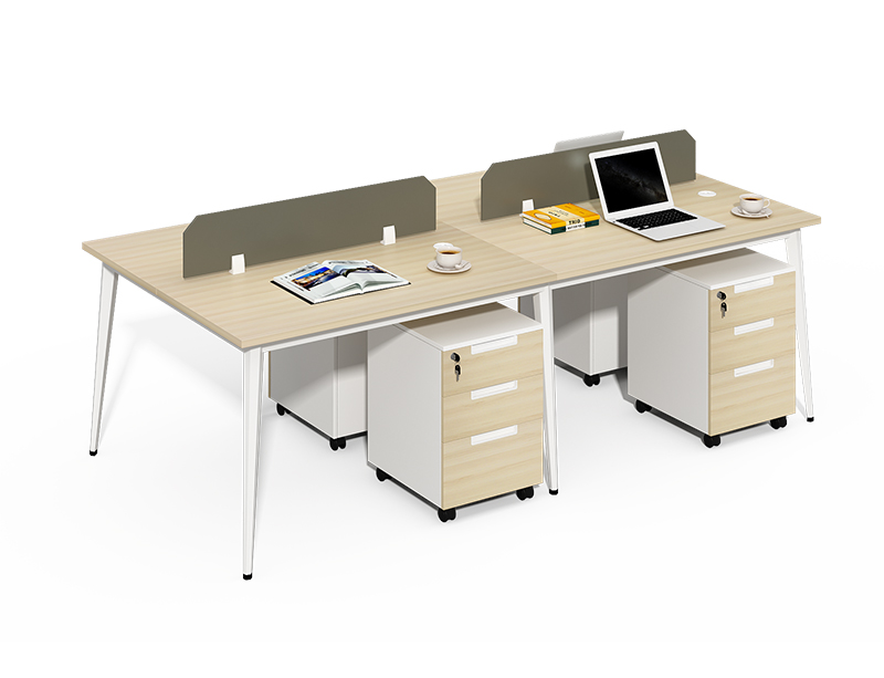 China Factory 2 person office workstation for sale CF-BKW2412K