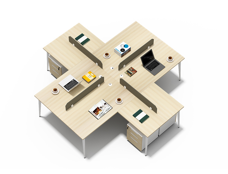 4 seater office workstation price list