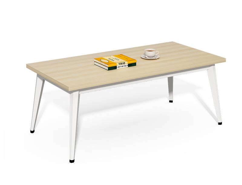 Wholesale Cheap Best Sell melamine 1.2m coffee table desk CF-BKC1260