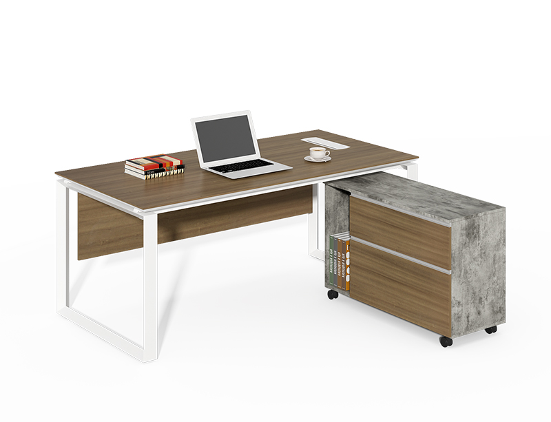 Images of scratch&heat resistant materials executive office tables LQCE-01