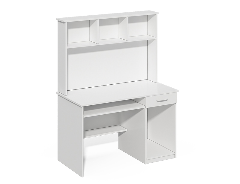Office Furniture Manufacturers Inexpensive Home Computer Desk With Hutch CF-U1260G