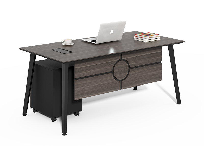 Harmony Series simple design office desk with 3 drawers mobile pedestal CF-HM1260A