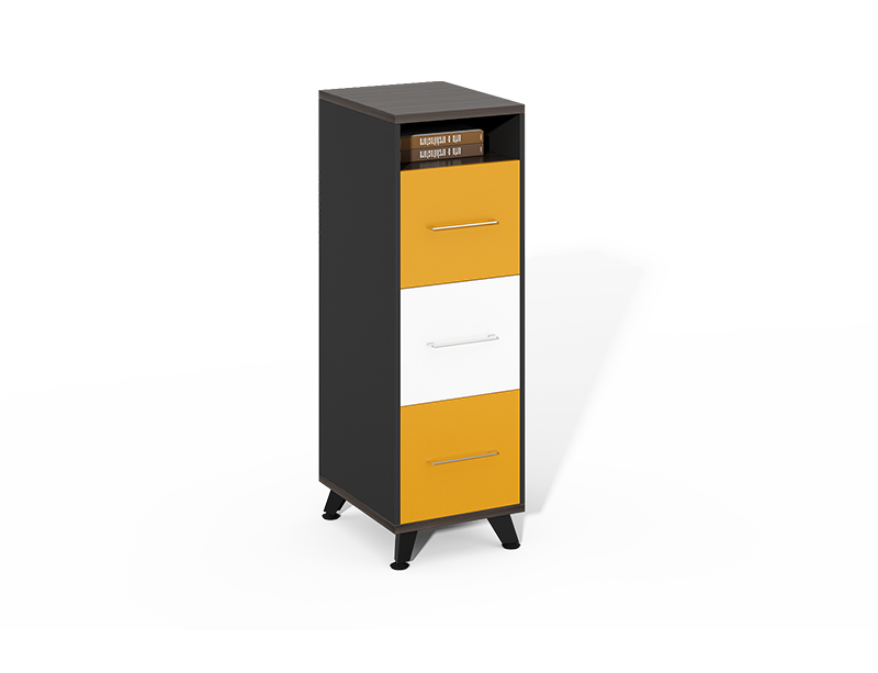 Modern Style 5 Drawer Storage Filing Cabinet online CF-HMF0412