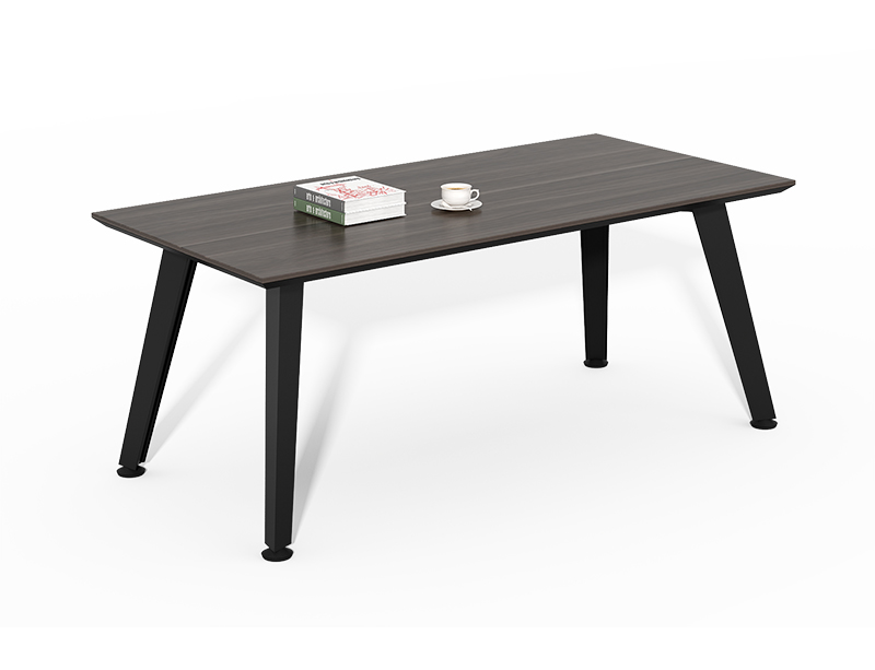Low Price dark wood rectangular coffee table unique side tables CF-HM1206T