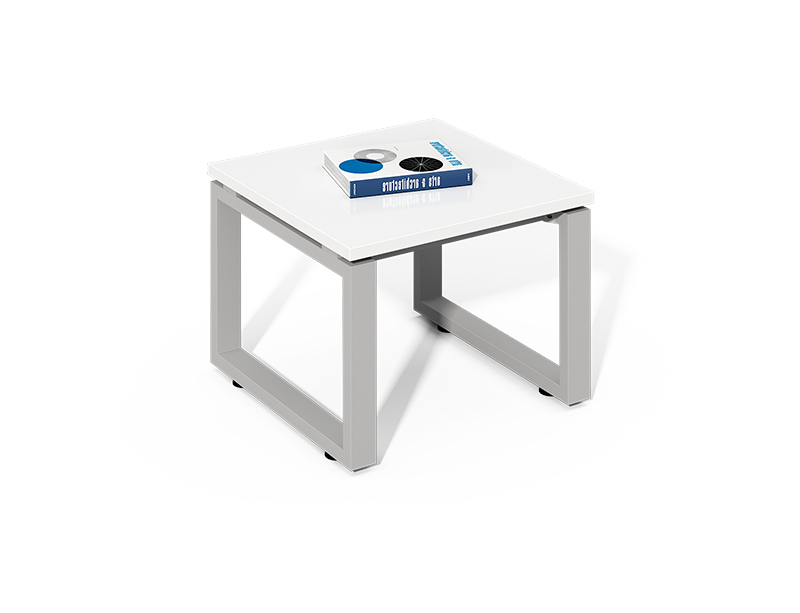 Modern Small White Office Boardroom Meeting Table CF-LY0808