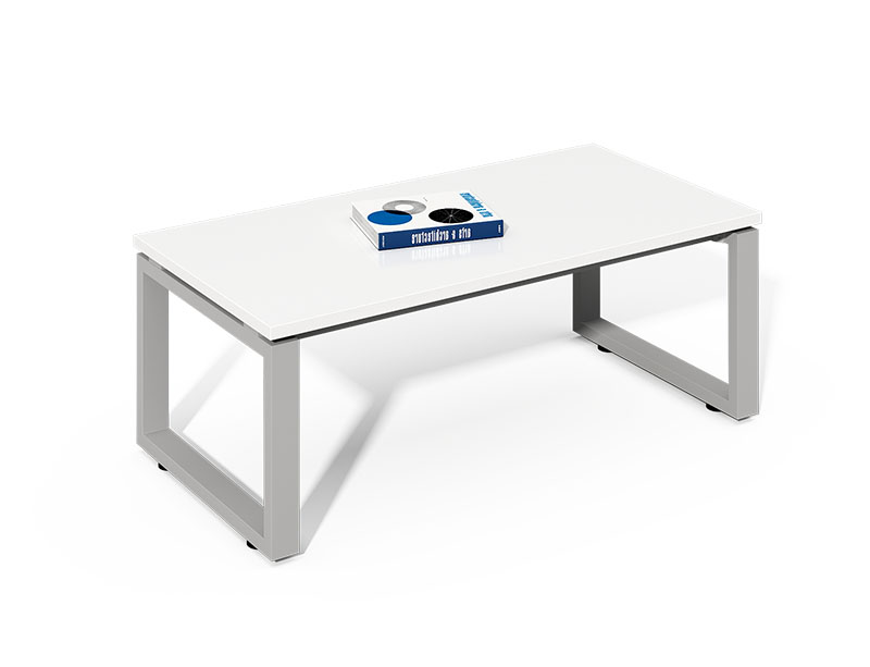 Modern Wooden White Side Table CF-LY1206