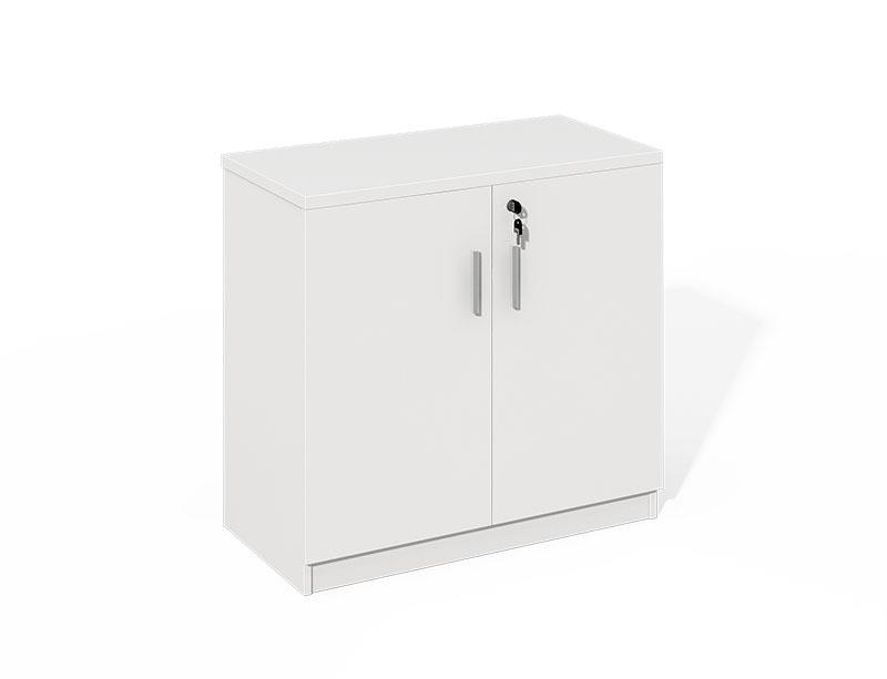Wholesale Lockable Wooden Low Filing Cabinet CF-LY0875B